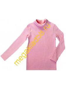 Водолазка В-3005 начес кашкорсе Buttoni р.р 128-146 (4 шт/уп) розовый меланж