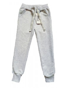 Ш-9519 Спорт.брюки на манжете, футер петля, р.140/72/1шт/уп*****